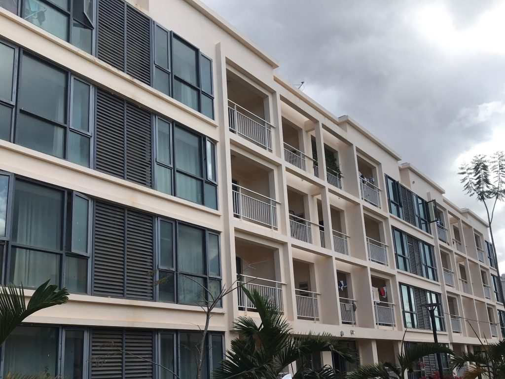 Apartments Outside 2 The American Campus at Jin Fei University in Mauritius